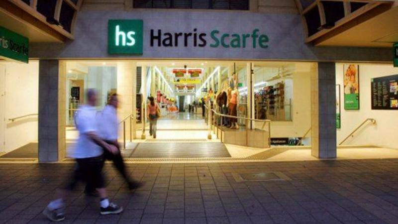 Retailer Harris Scarfe placed into receivership