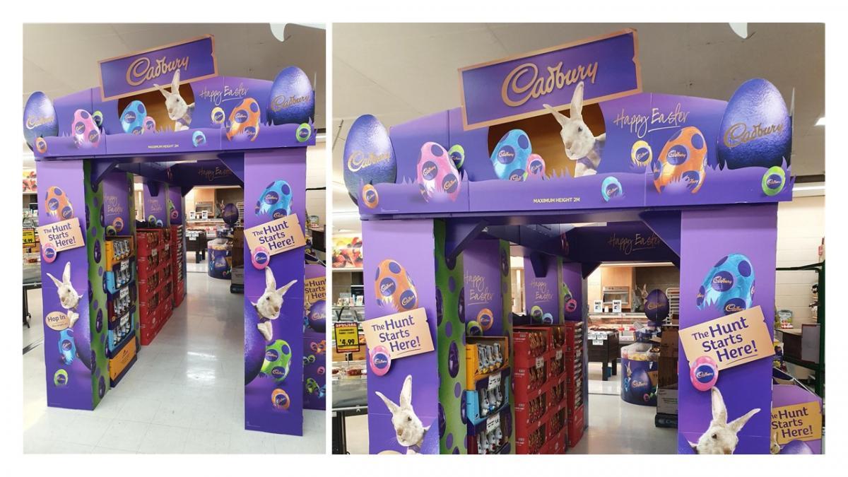 Cadbury Easter Destination